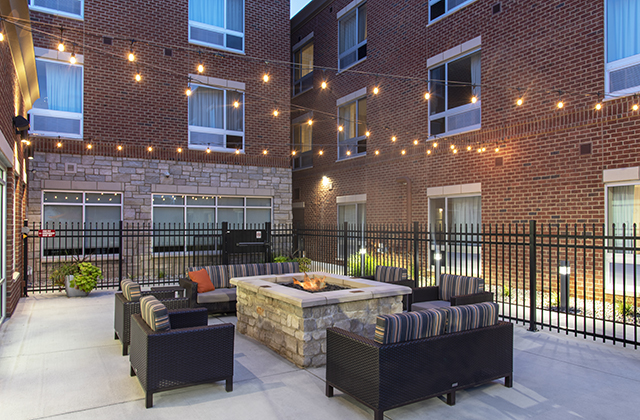 TownPlace Patio